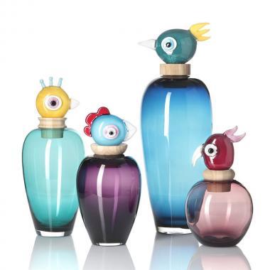 Bird Vase