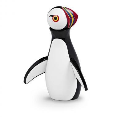 Puffin Wooden Figurine